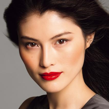 Shiseidomodel Sui He look 2