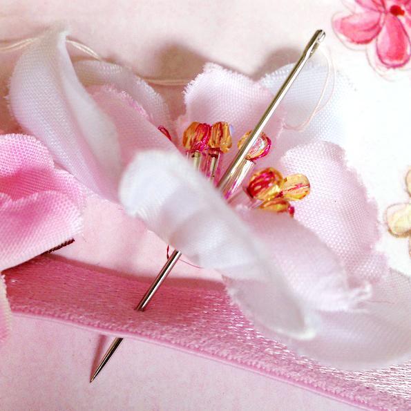 trak za lase s cvetovi 4