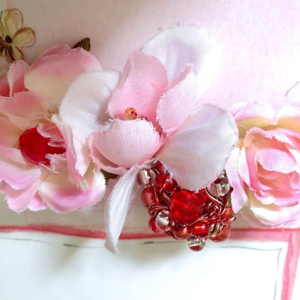 trak za lase s cvetovi 5